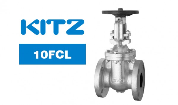 Kitz 10FCL Cast Iron Gate Valve