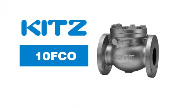 Kitz 10FCO Cast Iron Swing Check Valve