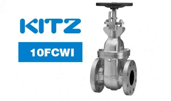Kitz 10FCWI Cast Iron Gate Valve