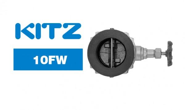 Kitz 10FW Cast Iron Wafer Type  Check Valve