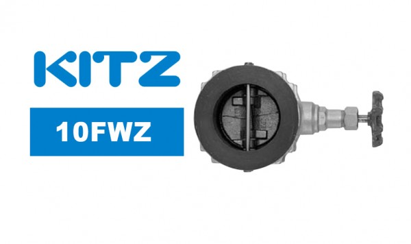 Kitz 10FW Cast Iron Wafer Type  Check Valve