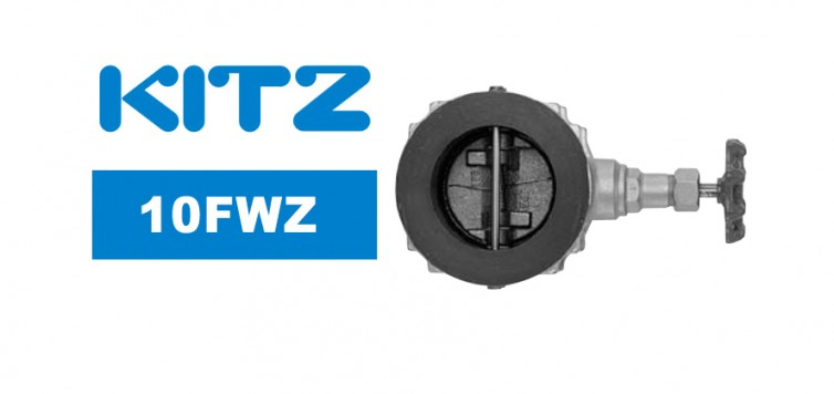 Kitz 10fw Cast Iron Wafer Type Check Valve Tyval