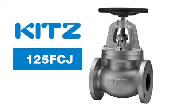 Kitz 125FCJ Cast Iron Globe Valve