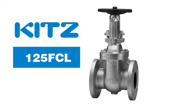 Kitz 125FCL Cast Iron Gate Valve