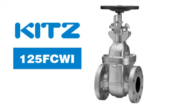 Kitz 125FCWI Cast Iron Gate Valve