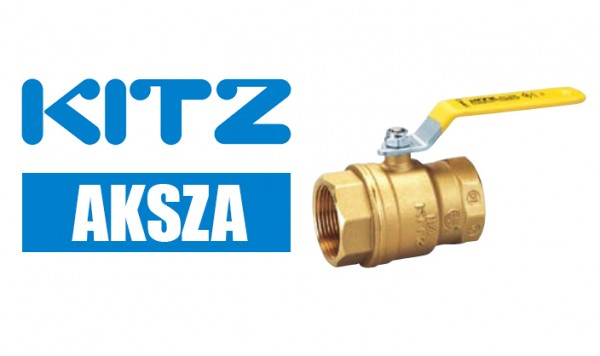 Kitz AKSZA Brass Ball Valve
