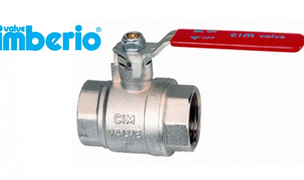Cim 14M Full Bore Ball Valve – Types T14 – Steel Lever Handle