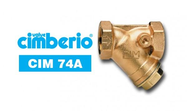 Cim 74A Bronze Y-strainer