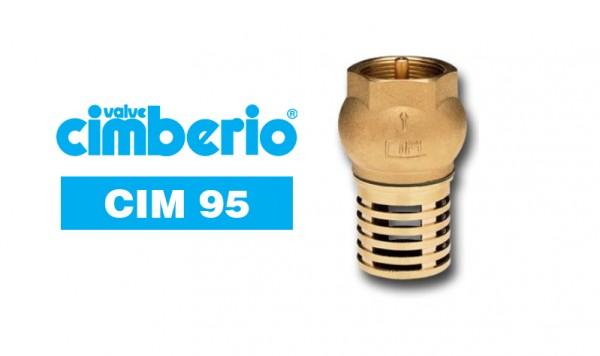 Cim 95 Filtering Foot Valve