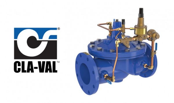 Cla-Val 692-01 Pressure Reducing & Sustaining Valve