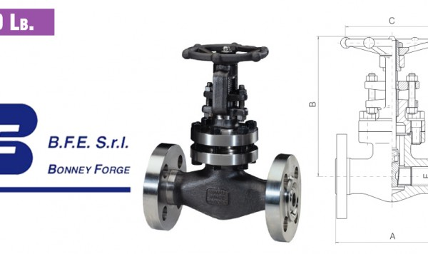 Gate Type- Bolted Bonnet- 600 lb. valves