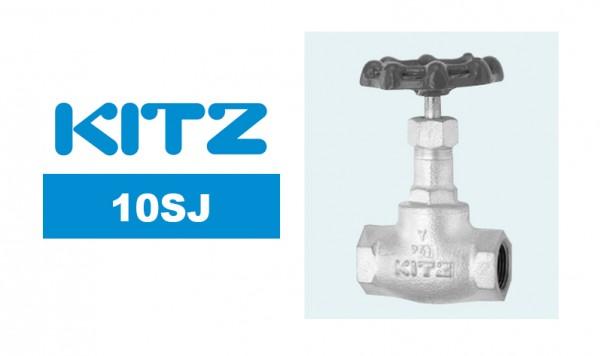 Kits 10SJ 10K Globe Valve Ductile Iron
