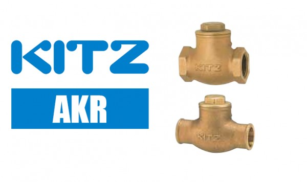 Kitz AKR Bronze Swing Check Valve