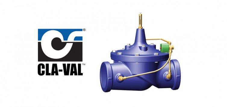 Cla-Val 16-01 Solenoid Control Valve