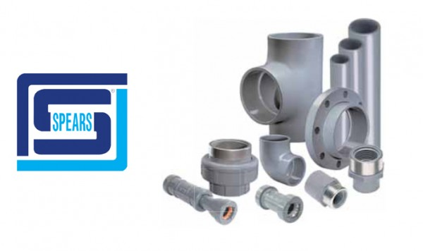 Spears CPVC Schedule 80 Fittings & Pipe