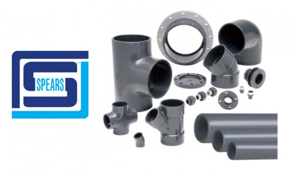 Spears PVC Schedule 80 Fittings And Pipe