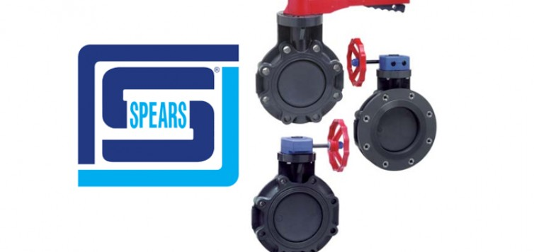Spears Pvc And Cpvc Butterfly Valves Tyval Industrial