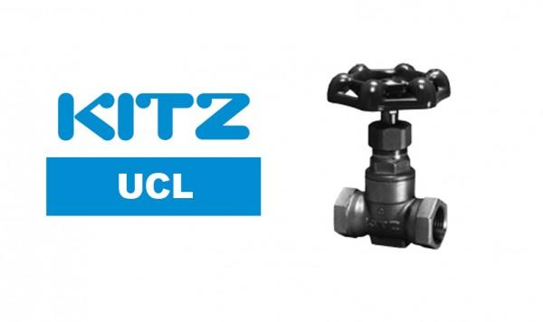 Kitz UCL Globe Valve Stainless Steel