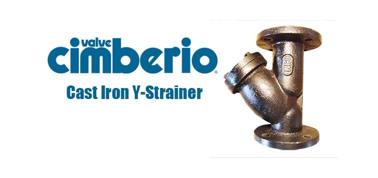 Cim Cast Iron Y-Strainer