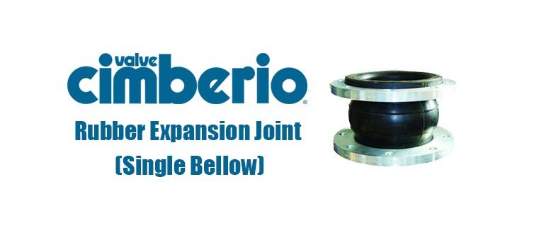 Cim Rubber Expansion Joint (Single Bellow)