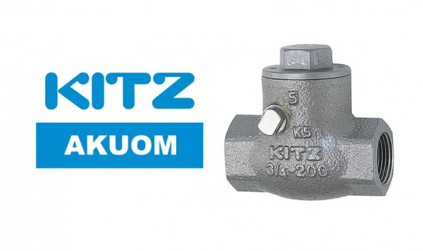 KITZ UOM Check Valve Stainless Steel
