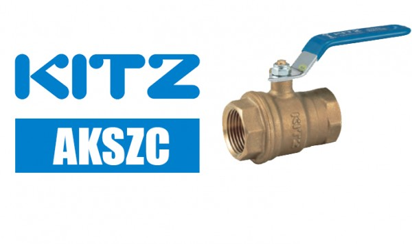 KITZ AKSZC Brass Ball Valve