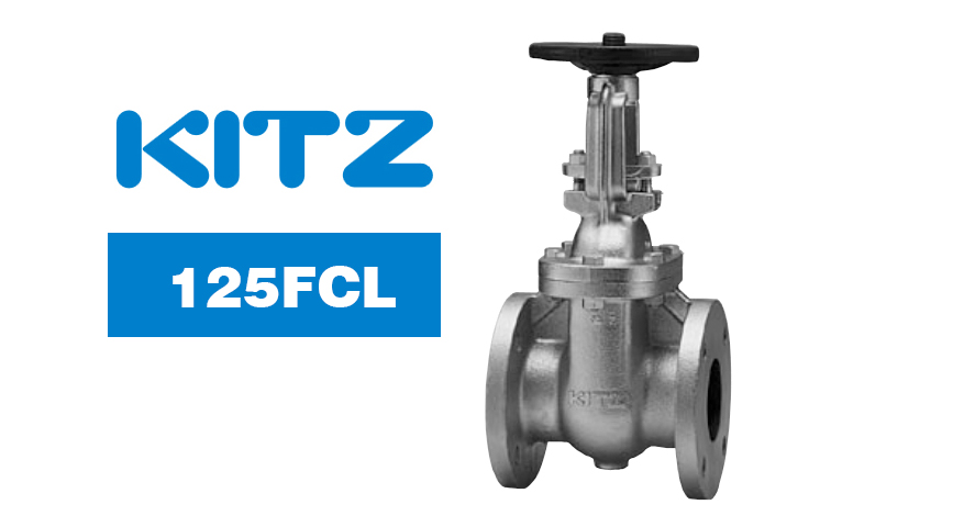 Kitz 125fcl Cast Iron Gate Valve Tyval Industrial Supply