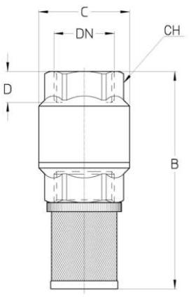 Cim 30A Sprint Diagram