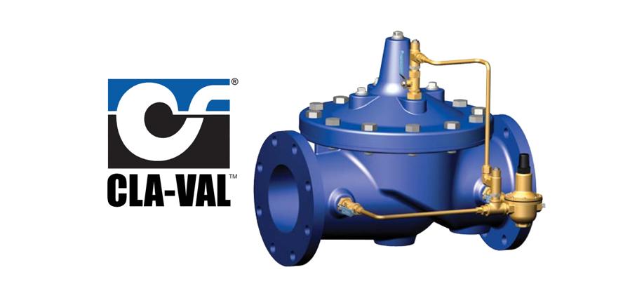 Cla Val 90 01 Pressuring Reducing Valve Tyval Industrial