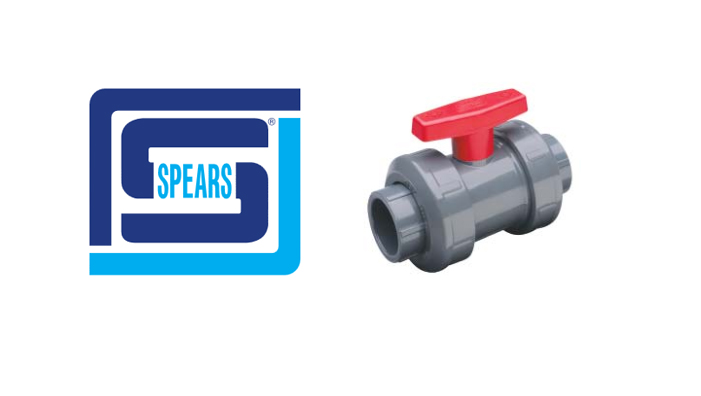 Spears Pvc And Cpvc Industrial Ball Valves Tyval Industrial Supply Corporation